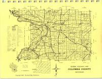 Map Image 023, Columbia County 1965